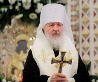 Патриарха Кирилла выдвинули в президенты
